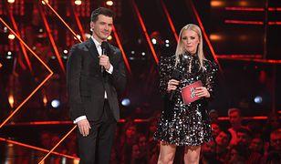 """Barbara Kurdej-Szatan na finale """"The Voice of Poland"""". Prawdziwa seksbomba!"""