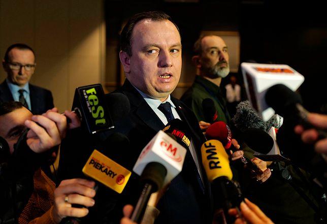 Koronawirus na Śląsku. Marszałek Jakub Chełstowski trafił na kwarantannę