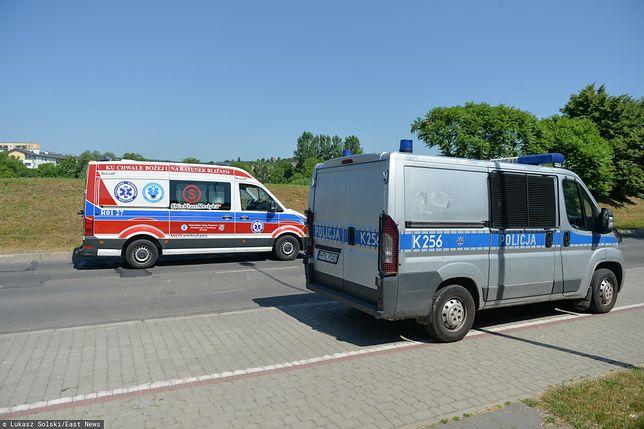 Utonięcie 38-latki w województwie lubelskim