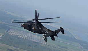Sikorsky S-97 Raider odbył lot pokazowy