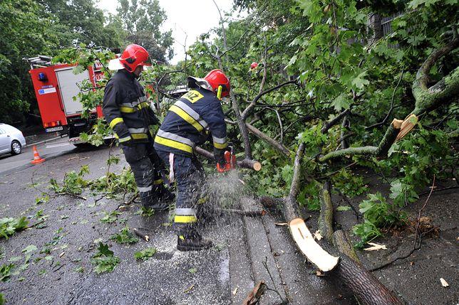 Strażacy z powiatu kwidzyńskiego i sztumskiego byli wzywani ponad 100 razy