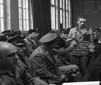 Wampir z Zagłębia, czyli Zdzisław Marchwicki w trakcie swojego procesu