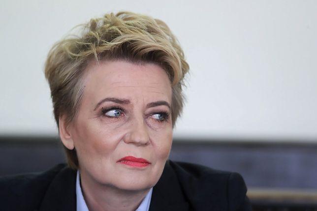 Tonąca łódź Zdanowskiej. Polityka znów wygrywa z prawem