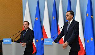 Morawiecki: Powstanie służba ds. cyberataków