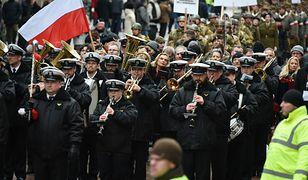 Gdańsk. III Krajowa Defilada Pamięci Żołnierzy Niezłomnych
