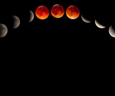 Zaćmienie Księżyca 27.07.2018. Co zobaczymy?