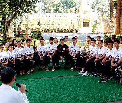 Na jawy wyszły nowe szczegóły dotyczące akcji ratunkowej chłopców uwięzionych w tajlandzkiej jaskini