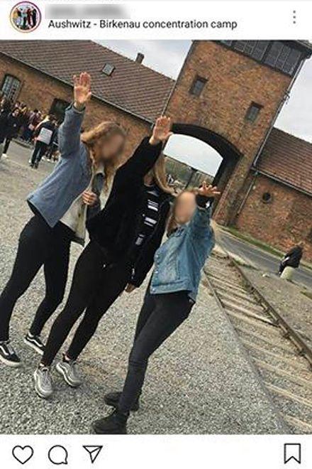 Nastolatki wrzuciły zdjęcie do sieci