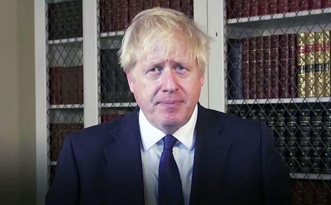 """Boris Johnson oddaje hołd Polakom. """"Będziemy pamiętać"""""""