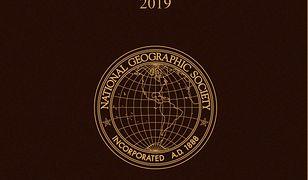Kalendarz National Geographic 2019, brązowy