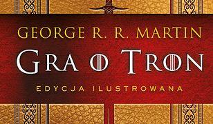 Gra o tron (edycja ilustrowana) DODRUK