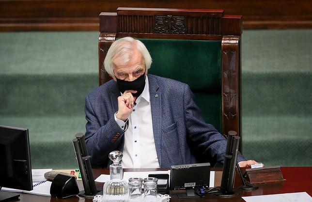 Wybory w Rzeszowie. Ryszard Terlecki krytykuje kandydaturę Marcina Warchoła