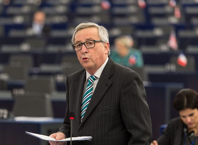 """Jean-Claude Juncker potępił atak nożownika w Turku. """"W myślach łączę się z ofiarami i ich bliskimi"""""""