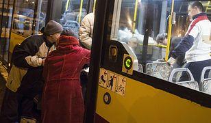 Autobus potrącił pieszego