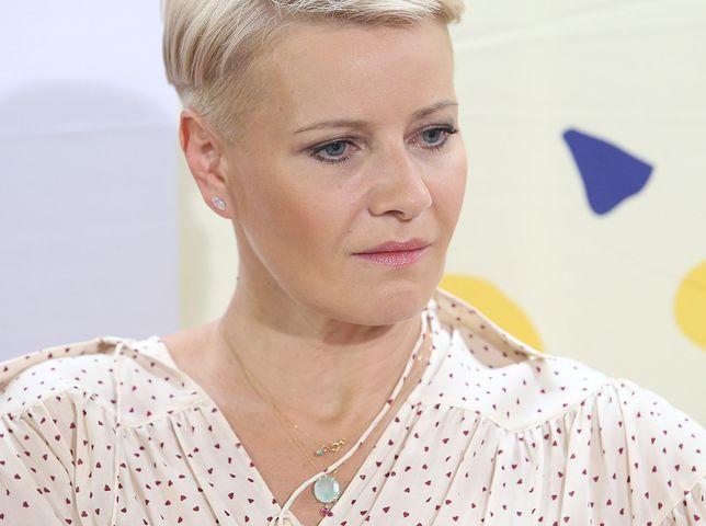 Małgorzata Kożuchowska skomentowała to, co stało się w Paryżu.