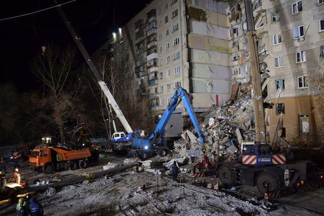 W wyniku eksplozji zniszczeniu uległo 48 mieszkań