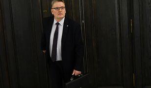 Waldemar Bonkowski został zawieszony w prawach członka PiS