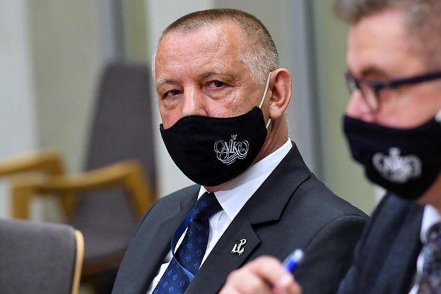 Prezes NIK Marian Banaś weźmie udział w debacie dotyczącej statu finansów publicznych