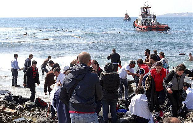 Na Morzu Egejskim zatonął statek z imigrantami. Nie żyją co najmniej trzy osoby