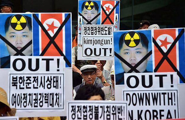 Amerykański admirał: Korea Północna może użyć broni nuklearnej przeciwko USA
