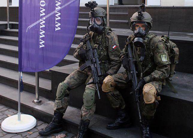 """Wojska Obrony Terytorialnej będą miały własną odznakę z """"kotwicą"""" Polski Walczącej"""