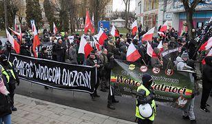 W Hajnówce odbywa się Marsz Żołnierzy Wyklętych, organizowany przez środowiska narodowe.