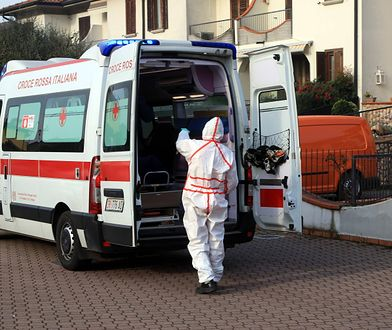 Koronawirus z Chin. Pacjent z podejrzeniem zarażenia w Krakowie