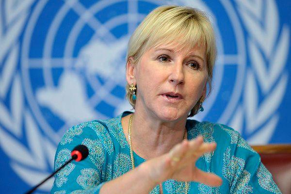 Ambasador Szwecji wezwany do złożenia wyjaśnień w izraelskim MSZ
