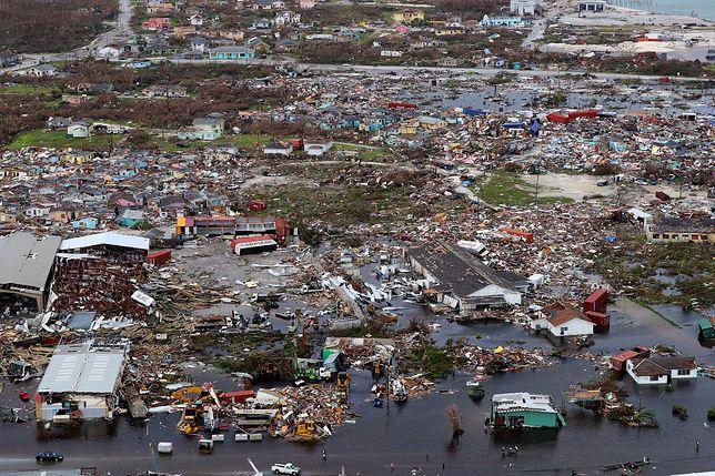 Skutki huraganu Dorian odczuwane są również w USA