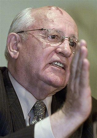 160 tys. dolarów za śledzia i wódkę z Gorbaczowem