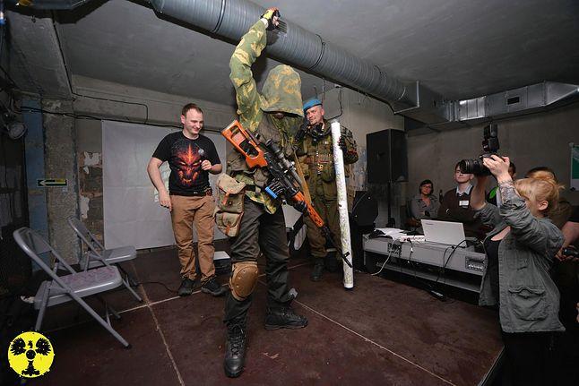 Ja na 10 urodzinach vortalu Stalker.pl, zdjęcie dzięki uprzejmości Post-Apokalipsa Polska.