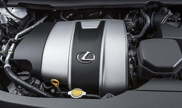 Lexusy RX, NX i GS otrzymają nowy silnik?