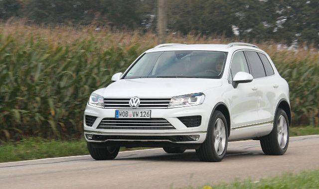 Volkswagen Touareg: luksusem w teren