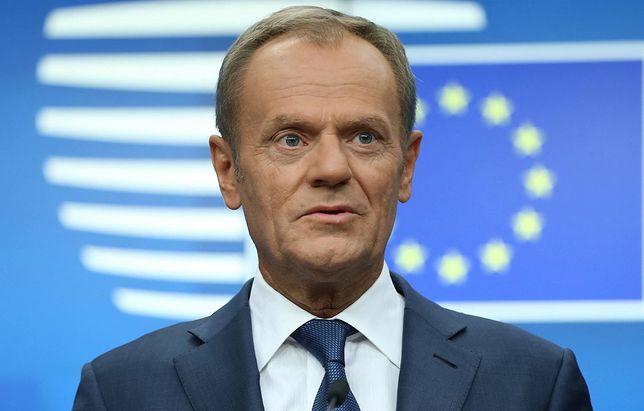 """Donald Tusk zaznaczył, że """"jest cienka i niezauważalna granica między popularnością i populizmem"""""""
