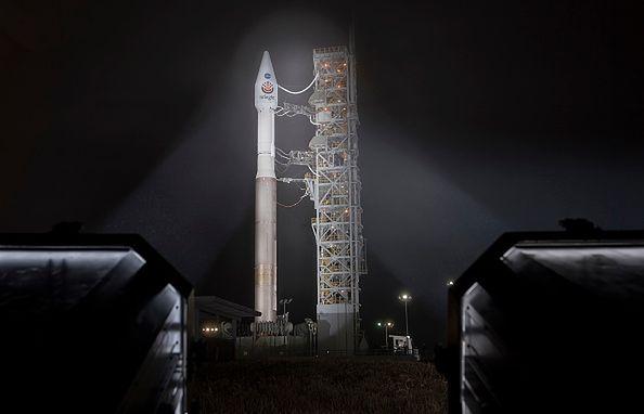 Polski Kret poleciał na Marsa. Misja NASA w drodze