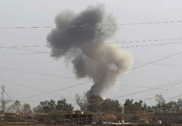 Była baza wojskowa USA w Bagdadzie ostrzelana. Atak na irańskich dysydentów?