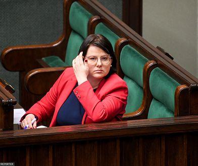 """""""Stop LGBT"""". Sejm nie zajmie się projektem Kai Godek. Sąd Najwyższy odrzucił skargę, bo """"wpłynęła po terminie"""""""