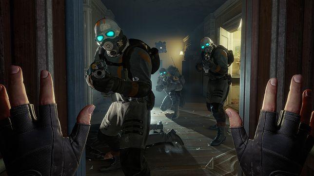 Half-Life: Alyx już dziś doczeka się premiery na Steam