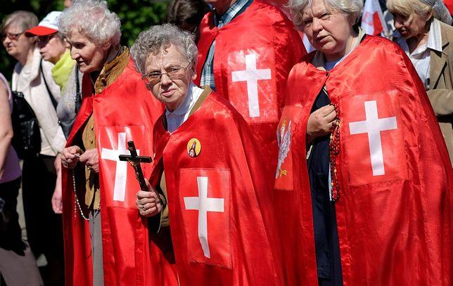Szokujące ogłoszenie jednej z parafii. Przepowiadają wojnę z Rosją i Niemcami