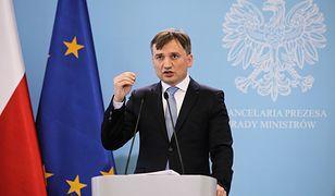 Sąd Najwyższy uwzględnił kasację Zbigniewa Ziobry ws. pedofila