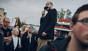 Martin Kohlmann, jeden z przywódców Pro Chemnitz