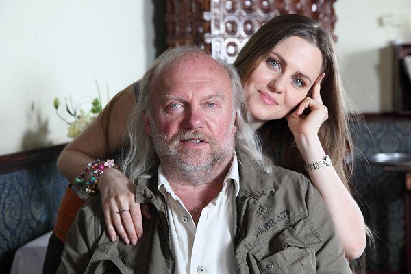 Na zdj. Andrzej Sikorowski i  Maja Sikorowska