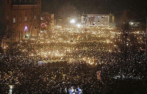 Marsz w Kopenhadze