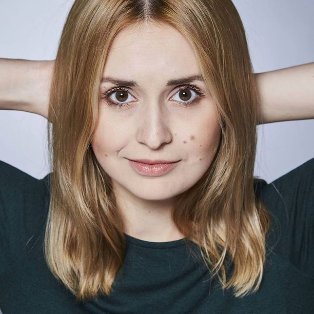 Karolina Głowacka jest dziennikarką radia TOK FM