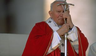 Jan Paweł II w 1997 r.