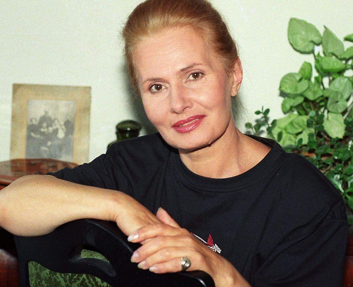 Elżbieta Sommer była słynną Chmurką