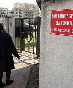 Koronawirus w Warszawie. Zarażona kobieta w DPS dla Kombatantów
