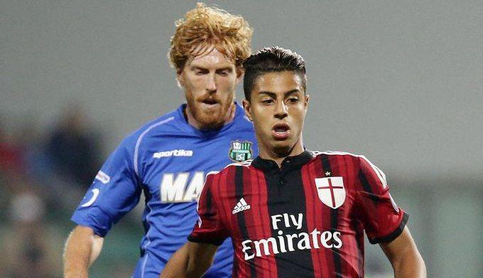 9856c8f72 Były piłkarz AC Milan na radarze Legii i Lecha. Polacy chcą Hachima Mastoura