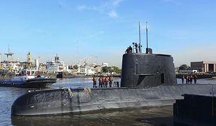 ARA San Juan zaginął 15 listopada