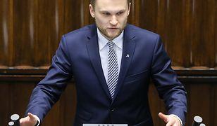 Krzysztof Truskolaski w Sejmie